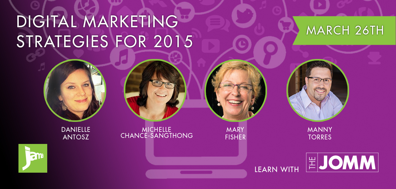 Digital Marketing Strategies for 2015
