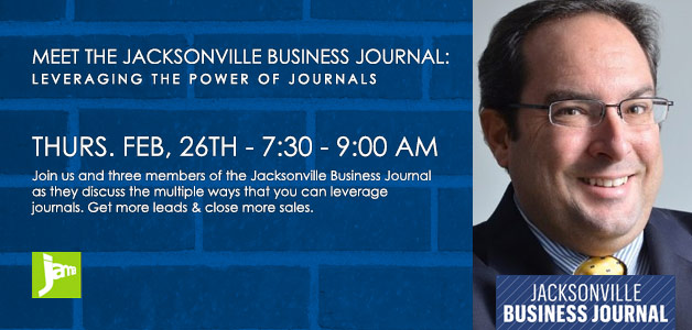 Jacksonville Business Journal - Andy Brennan
